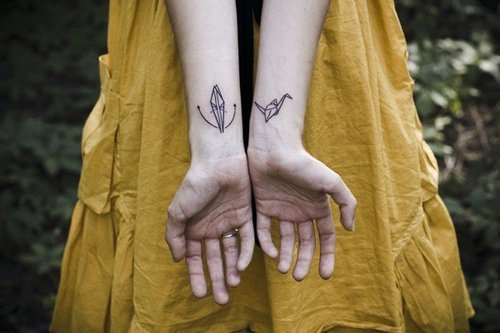 pretty: tattoos